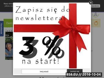 Zrzut strony Sklep Zielarsko-Medyczny FITO Białystok