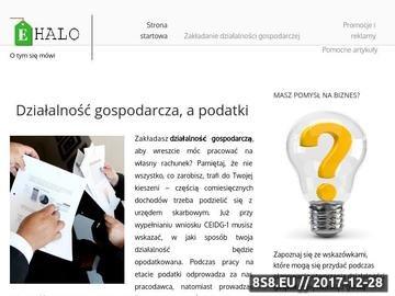 Zrzut strony Hurtownia Telefonów Komórkowych www.e-halo.pl - Nr 1 w Internecie