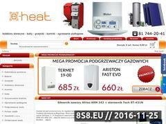 Miniaturka domeny e-heat.pl