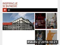 Miniaturka www.e-inspirator.pl (Inspirator - Radosna Strona Rozwoju Duchowego)