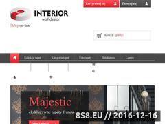 Miniaturka domeny e-interior.pl