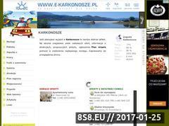 Miniaturka domeny e-karkonosze.pl
