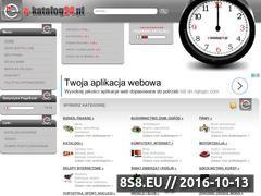 Miniaturka domeny www.e-katalog24.pl