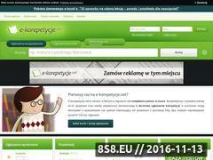 Miniaturka domeny www.e-korepetycje.net