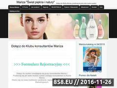 Miniaturka domeny e-mariza.info
