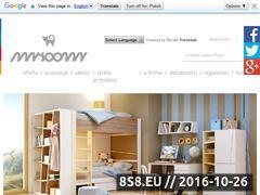 Miniaturka domeny www.e-mroom.pl