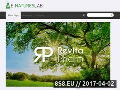 Miniaturka domeny e-natureslab.com