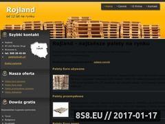 Miniaturka domeny e-palety.eu
