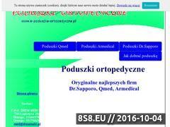 Miniaturka Poduszki na bezsenność (e-poduszka-ortopedyczna.pl)