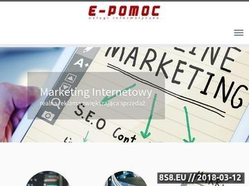 Zrzut strony Pogotowie komputerowe