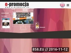 Miniaturka domeny e-promocja.eu