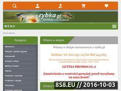 Miniaturka domeny www.e-rybka.pl