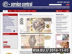 Miniaturka domeny e-service-central.pl