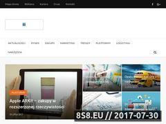 Miniaturka e-sklep.biz (Serwis tematyczny)