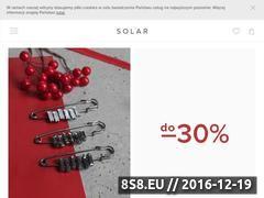 Miniaturka domeny www.e-solar-company.com.pl