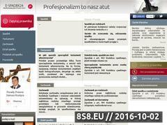 Miniaturka domeny e-spadek24.pl