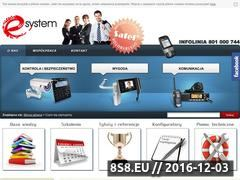 Miniaturka E-system - kamery IP (www.e-system.com.pl)