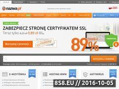 Miniaturka domeny www.e-szlugi.pl