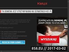 Miniaturka domeny www.e-targimeblowe.pl