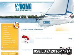 Miniaturka domeny www.e-wiking.com.pl