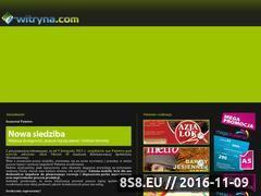 Miniaturka domeny www.e-witryna.com