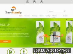 Miniaturka domeny easystand.pl