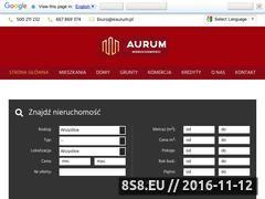 Miniaturka domeny www.eaurum.pl