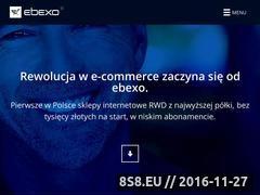 Miniaturka domeny www.ebexo.pl