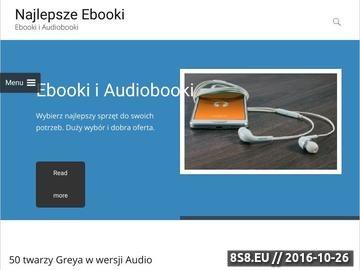 Zrzut strony Ebooki.pc.pl - Tanie ebooki i audiobooki