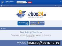 Miniaturka Tani kurier (www.ebox24.pl)