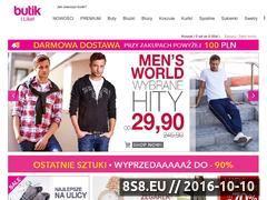 Miniaturka domeny www.ebutik.pl