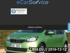 Miniaturka domeny www.ecarservice.pl