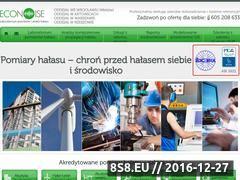 Miniaturka domeny eco-noise.pl