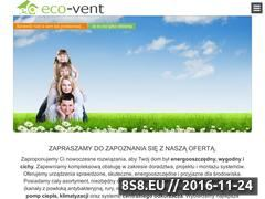 Miniaturka Rekuperacja na Śląsku - popy ciepła i klimatyzacja (www.eco-vent.eu)