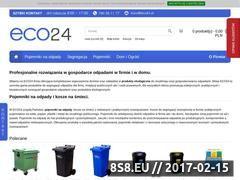 Miniaturka domeny www.eco24.pl
