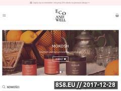Miniaturka domeny ecoandwell.pl