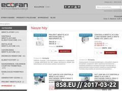 Miniaturka domeny ecofanet.com.pl