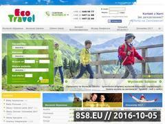 Miniaturka domeny www.ecotravel.pl