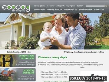 Zrzut strony 45% TANIEJ ! -kolektory słoneczne DOFINANSOWANIE 2010 dotacje NFOŚiGW