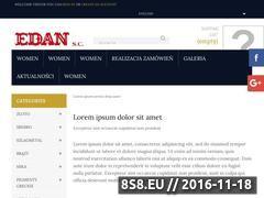 Miniaturka domeny www.edan.krakow.pl