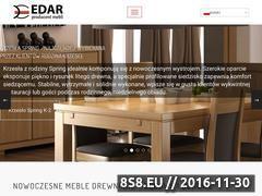 Miniaturka domeny www.edar.com.pl
