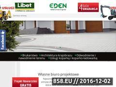 Miniaturka domeny www.eden-no.com