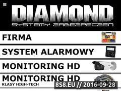 Miniaturka Monitoring i systemy alarmowe (www.ediamond.eu)