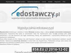 Miniaturka domeny edostawczy.pl