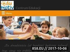 Miniaturka edumotiv.pl (Angielski dla dzieci Zabierzów)