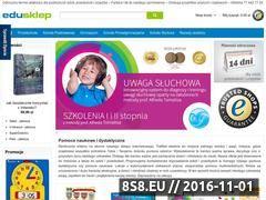 Miniaturka domeny www.edusklep.pl