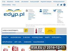 Miniaturka domeny www.edyp.com.pl