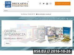 Miniaturka domeny www.edytor-studio.pl
