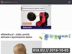 Miniaturka domeny www.edziecko.pl