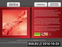 Miniaturka domeny www.efective.pl